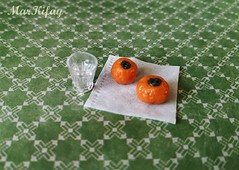 breakfast of a real Russian man (MarKifay) Tags: breakfast drink house miniature puppet 16 doll clay polymer food