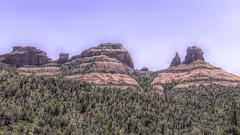 Coming into Sedona (Mr.LeeCP) Tags: mountains redrock arizona nature landscape