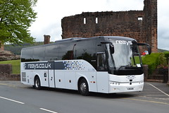 Reays YJ19AXN (Will Swain) Tags: penrith station 6th may 2019 train trains rail railway railways transport travel uk britain vehicle vehicles england english europe transportation class coach coaches reays yj19axn