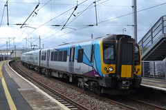 Transpennine Express Desiro 350401 (Will Swain) Tags: penrith station 6th may 2019 train trains rail railway railways transport travel uk britain vehicle vehicles england english europe transportation class transpennine express desiro 350401 350 401