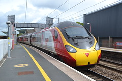 Virgin Trains Pendolino 390148 (Will Swain) Tags: penrith station 6th may 2019 train trains rail railway railways transport travel uk britain vehicle vehicles england english europe transportation class virgin pendolino 390148 390 148