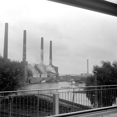 Power Station (ucn) Tags: weltaweltax wolfsburg berggerpancro400 rodinal tessar75mmf35
