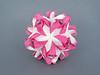 Annette (masha_losk) Tags: kusudama кусудама origamiwork origamiart foliage origami paper paperfolding modularorigami unitorigami модульноеоригами оригами бумага folded symmetry design handmade art