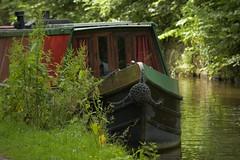 MooredUp (Tony Tooth) Tags: nikon d7100 nikkor 55300mm boat narrowboat moored mooring canal peakforestcanal whaleybridge derbyshire england