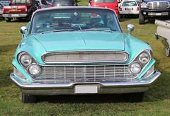 1961 DeSoto (crusaderstgeorge) Tags: crusaderstgeorge classiccars cars americancars americanclassiccars americancarsinsweden 1961desoto 1961 desoto bluecars högbo sweden sverige cool veterancar