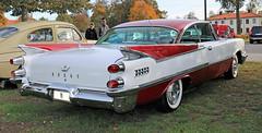 1959 Dodge Custom Royal (crusaderstgeorge) Tags: crusaderstgeorge classiccars cars americancars americanclassiccars americancarsinsweden 1959dodgecustomroyal 1959 dodge custom royal högbo sweden sverige cool veterancar
