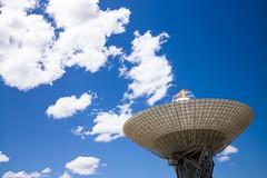 Is there anybody out there? (jlben Juan Leon) Tags: azul cielo nubes clouds antena antenna radiotelescope radio signal radar zeisszm3514 zeiss3514 zeiss robledodechavela moonlanding distagont1435 zeisst1435 zeissdistagont1435zm