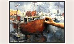 BARCOS-PINTURA-SANTURTZI-SANTURCE-BILBAO-PUERTO-FOTOS-PINTANDO-ASTILLEROS-BUQUES-PAISAJES-MARINA-ARTISTA-PINTOR-ERNEST DESCALS (Ernest Descals) Tags: santurtzi santurce vizcaya paisvasco euskadi puerto harbour astilleros gruas barcos buques reparacion reparar mar sea agua water paisajes paisaje landscape landscaping paisatges marineros port plastica arte artwork art paint pictures boats colores rojos shipyard pintura puertos pinturas cuadros cuadro fotos pintar pintando pintures ports pincel detalles detallar atmosfera marinera cantabrico bilbao lienzos ernestdescals oleos pintores pintor pintors painters painter paintings painting retoques retouch artistas plasticos marina marinas marine rias astillero