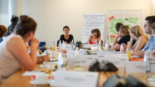 LINKE Politik konkret – fünf Tage bei der Linksfraktion vom 3.-7. Juni 2019