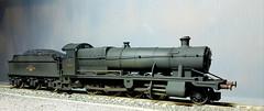 2836 (Trev 'Big T' Hurley) Tags: 28xx 2836 hornby loco 280 model 00 00scale locomotive gwr greatwesternrailway britishrailways steam steamloco modelrailway