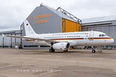 GAF_A319_15+03_20190705_HAM-1 (Dirk Grothe | Aviation Photography) Tags: german air force a319 1503 open skies lufthansa technik hamburg