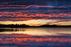 Magicals colors of clouds (pasiharkonen photography) Tags: 2019 lepäinen toukokuu auringonlasku pilvet väriloisto may sunset clouds colors reflection