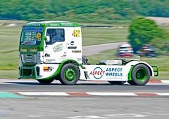Racing truck ...