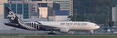 Air New Zealand 777 at Hong Kong Airport (Alaskan Dude) Tags: travel asia hongkong hongkongairport planespotting planewatching aircraft airplane airplanes airlines aviation