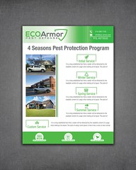 Environmental Sales Sheet Design Brochure (Mitchell2901) Tags: green environment sales sheet brochure flyer template