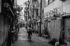 picture 0090 (Logicpierrot_) Tags: filmphotography landscape streetphotography cityscape blackandwhite 35mm urban monochrome snapshot tokyo streetportrait portrait alley