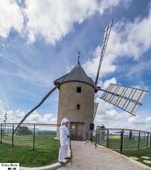 Le meunier et son moulin (https://pays-basque.coline-buch.fr/) Tags: france moulin vent fête 32 durban gascogne gers sudouest meunier assosciation colinebuch patrickrenoy