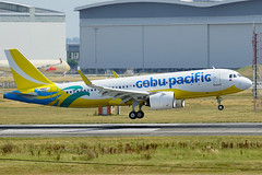 Cebu Pacific Airways - Airbus A320neo (David B. - just passed the 7 million views. Thanks) Tags: sony 100400mm 100400 fe100400mm sonyfe100400mmf4556gmoss a6000 sonya6000 sonyalpha6000 ilce6000 sonyilce6000 toulouse hautegaronne midipyrénées occitanie france runway airport aircraft airplane plane flight fly flying jet avion aviation avgeek avgeeks airbus cebu cebupacific a320 a320200 a320neo airbusa320200 airbusa320 airbusa320neo fwwbp 9061 msn9061 philippines landing land