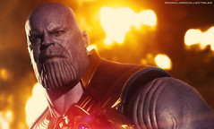 Hot Toys Infinity War Thanos (dorklordcollectibles) Tags: hottoys actionfigure toy onesixth onesixthscale toyphotography sonya6000 a6000 thanos avengers infinitywar marvel