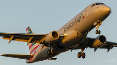 Embraer American Airlines (piotrkalba) Tags: