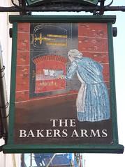 The Bakers Arms, Alton (Ray's Photo Collection) Tags: pub sign alton thebakersarms hampshire hants publichouse