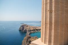 Acropole et mer