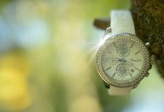 Watch... #LookingCloseonFriday (KissThePixel) Tags: lookingcloseonfriday friday watch bokeh macro makro nikon nikondf nikkor 50mm f12 stilllife theme fridaytheme summer wristwatch light sparkle sunlight