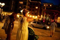 Voyage en Italie 2018   1848 (Distagon12) Tags: rapallo night nuit nightphoto nacht noche notte citybynight city people portrait street streetphoto sonya7rii summilux35asph strada liguria ligurie italy italie italia voyage travel wideaperture basselumière leica