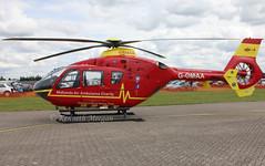 G-OMAA (Ken Meegan) Tags: gomaa eurocopterec135t2 1144 midlandsairambulancecharity cosford 962019 ec135 babcockmissioncriticalservicesonshoreltd