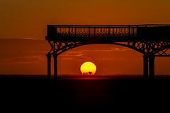 MLP_0321 (mliebenberg) Tags: 2019 lythamstannes fylde coastal beach sunset slhouette markliebenbergphotography fyldecoast lancashire