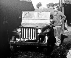 NA-58-89 WILLYS MB/FORD GPW Jeep (ClassicsOnTheStreet) Tags: na5889 willys mb ford gpw jeep 19411945 1963 willysmb fordgpw generalpurpose uscar armyvehicle legervoertuig geländewagen legerjeep 4x4 4wd awd allrad 40s 1940s classiccar classic klassieker veteran oldtimer gespot spotted carspot amsterdam 2015 debanier 2009 classicsonthestreet reproduction reproductie repro kopie copy blw zww fotovanfoto cwodlp onk na karlprobst