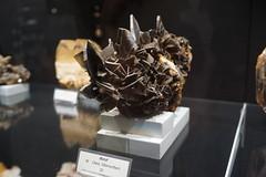 Barite, Clara Mine (Chickenhawk72) Tags: museum clara black forest germany for mine crystal mima minerals mineral mathematics schwarzwald badenwürttemberg grube oberwolfach wolfach 77709 schulstrase