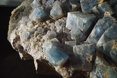 Fluorite, Hasselbach (Chickenhawk72) Tags: museum for minerals mathematics schulstrase 77709 oberwolfach mima germany black forest grube clara mine mineral crystal schwarzwald wolfach badenwürttemberg