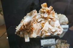 Barite, Clara Mine (Chickenhawk72) Tags: museum for minerals mathematics schulstrase 77709 oberwolfach mima germany black forest grube clara mine mineral crystal schwarzwald wolfach badenwürttemberg
