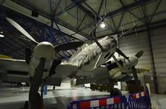 Messerschmitt Bf 110G-2 (730301) (Bri_J) Tags: rafmuseum hendon london uk airmuseum museum aviationmuseum nikon d7500 messerschmitt bf110 730301 fighter nightfighter wwii luftwaffe aircraft