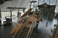 Hawker Siddeley Buccaneer S2B (XW547) (Bri_J) Tags: rafmuseum hendon london uk airmuseum museum aviationmuseum nikon d7500 hawkersiddeley buccaneer s2b xw547 jet aircraft strikeaircraft gulfwar raf