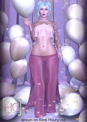 New @ Curves this July (HunniHope_x) Tags: curves secondlife slink slinkpetite tonic ebody abarebody belleza maitreya