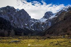 Valle glaciar (SantiMB.Photos) Tags: 2blog 2tumblr 2ig artigadelin esbòrdes valldaran valdaran otoño autumn montañas mountains pirineos pyrenees lleida valle valley geo:lat=4267847400 geo:lon=070533500 geotagged bordeses cataluna españa