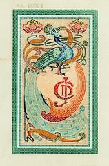 Craven Dunnill & Co., Jackfield. Mosaic Panel (growlerthecat) Tags: craven dunnill jackfield ceramic tiles mosaic tradecatalogue