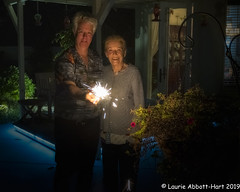 20190704 Fun Times  29590-Edit (Laurie2123) Tags: 4thofjuly fujixt2 independence laurieturnerphotography laurietakespics laurie2123 mom odc ourdailychallenge tom backyard home sparklers