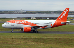 G-EZIW (Harvey's Aviation Images) Tags: geziw airbus a319 easyjet 2578 egns iom ronaldsway airport isleofman