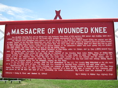 Massacre of Wounded Knee ~ Pine Ridge Reservation South Dakota (1coffeelady) Tags: massacreatwoundedknee massacreatwoundedkneemarker pineridgereservationsouthdakota pineridgereservation pineridgesouthdakotawoundedknee chiefbigfoot minneconjouhunkpapabandwoundedknee chiefbigsiouxband colforsythewoundedknee ghostdance woundedkneeghostdance chiefsittingbull woundedkneehumpkickingbearshortbull woundedkneeghostshirts dakotaterritory dakotaterritorypineridgeagency earlysouthdakotahistory ghostdancereligion ghostdanceshirt southdakotapineridgereservation