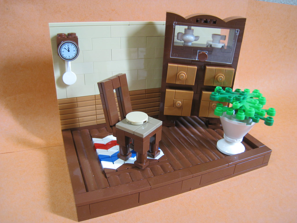 The World's newest photos of moc and wooden - Flickr Hive Mind
