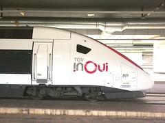 TGV inOui (Escursso) Tags: sncf tgv alstom trainspotting train barcelona adif