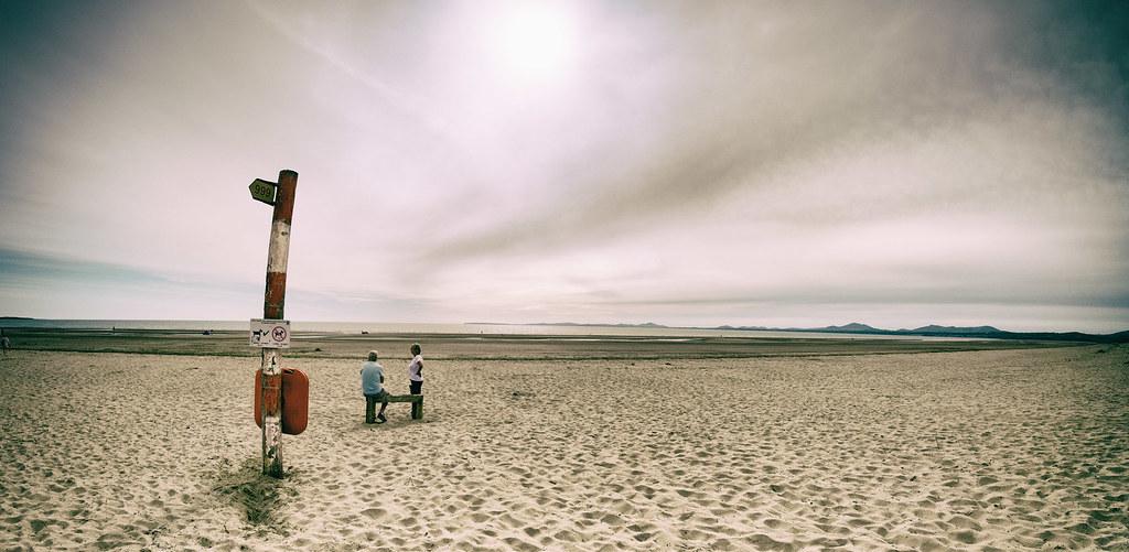 Harlech Beach Slowtime