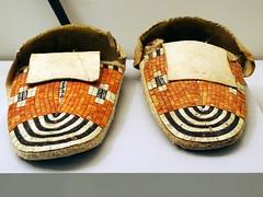 mocasin de Indios de las Praderas Museo de America Madrid (Rafael Gomez - http://micamara.es) Tags: mocasin de indios las praderas museo america madrid
