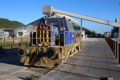 5th Goonbarrow shunter (winterbournecm) Tags: