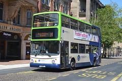 Rotala Preston Bus Dennis Trident 40007 T3WSX - Preston (dwb transport photos) Tags: rotalaprestonbus dennis trident alx400 40007 t3wsx preston