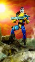 Marvel legends Forge (custombase) Tags: marvellegends xmen figures forge desert diorama toyphotography