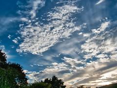 Crepuscular sunset (Nevrimski) Tags: crepuscular sunset clouds rays